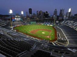 PNC Park Pittsburgh Pirates AP