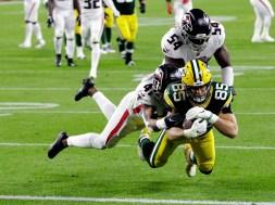 APTOPIX Falcons Packers Football