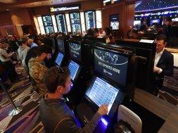 Michigan sports gambling AP