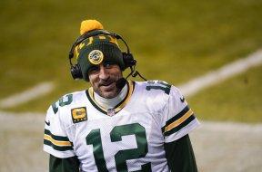 Packers Aaron Rodgers AP