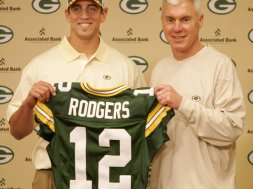 Packers Thompson Rodgers AP