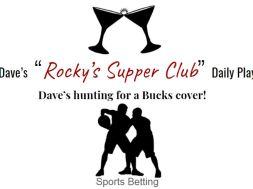 bucks cover the spread