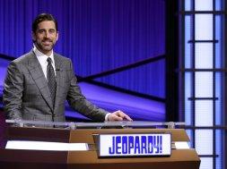 Aaron Rodgers Jeopardy AP