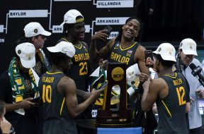 Baylor NCAA Champs AP