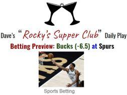 bucks spurs