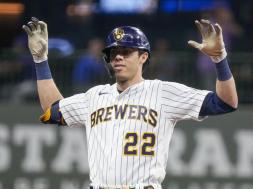Brewers Yelich TP AP