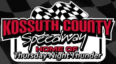 Kossuth Speedway Iowa