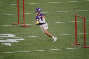 Vikings Adam Thielen summer AP