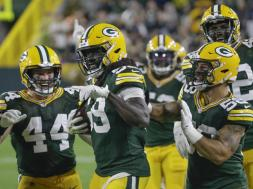 Packers Campbell INT AP