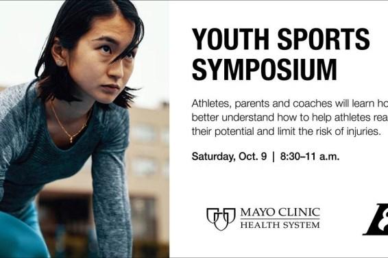 Mayo Youth Sports Symposium