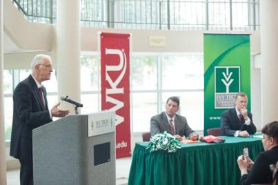 WKU Owensboro Regional Chancellor Gene Tice