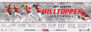 2017 WKU Softball schedule