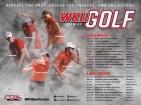 WKU Golf 2016-17 schedule poster