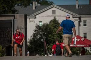 The fall 2016 semester began Aug. 22.