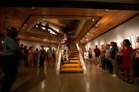 The International Year of South Korea kicked off Aug. 25 at the Ivan Wilson Fine Arts Center Gallery.