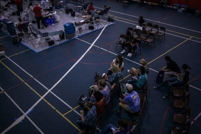 The WKU vs. MTSU blood drive was held Oct. 10-12. WKU won the 2016 event.