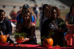 Potter College of Arts & Letters held its fall festival on Oct. 12.