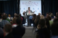 WKU held high school scholars luncheons in northern Kentucky on Oct. 11 and Elizabethtown on Oct. 13.