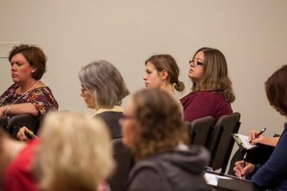 The 2016 Special Needs Summit was held Oct. 14.