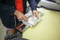 The International Year of South Korea courses include Textile Design & Performance, taught by Cindy Jones.