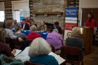 WKU hosted a panel discussion on the Kentucky Civic Health Index on Feb. 1.