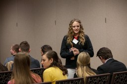 The Doctor of Physical Therapy program hosted an open house on Feb. 10.