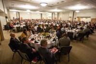 The annual Scholarship Celebration was held March 28.