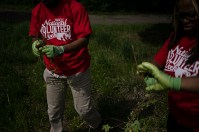 WKU observed National Volunteer Week April 17-21 with numerous events.