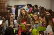 WKU TRIO Programs hosted area high school students on April 26.
