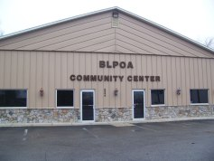 Bass Lake Property Owners Association building