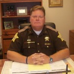 Pulaski County Sheriff Michael Gayer