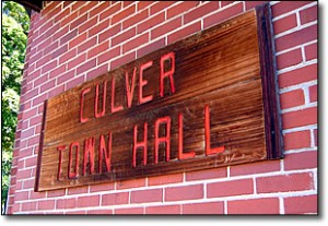 culver town hall