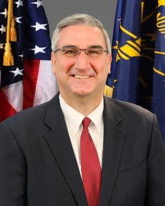 Lt. Gov. Eric Holcomb