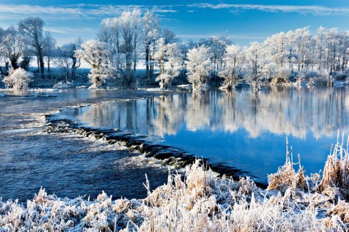 20 Places Where Winter Looks Absolutely Breathtaking