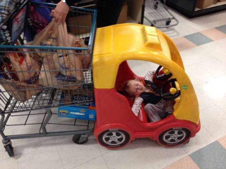 18Photos Proving That Kids Always Know How toMake You Smile