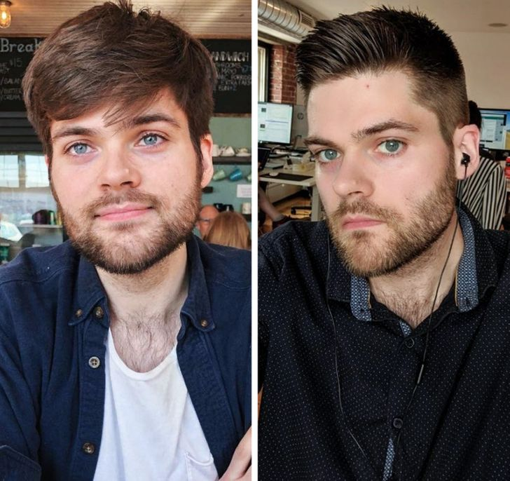 20+ Brave Men Who Visited a Barber and Hit the Jackpot