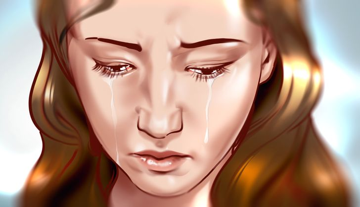 5 Health Problems That Crying Can Help You to Solve