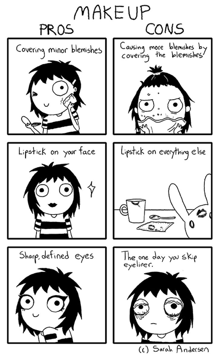 These 15 Comics Explain Everything About Being a Girl