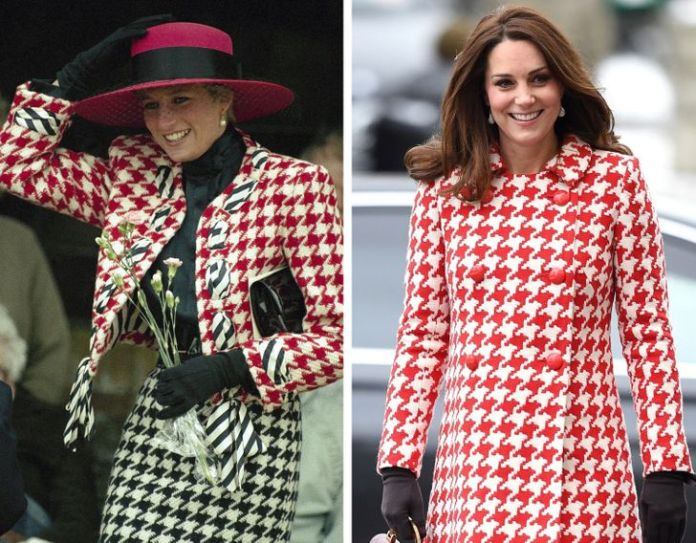 15 Times Kate Middleton and Meghan Markle Dressed Like Princess Diana That Made Us Feel Bittersweet