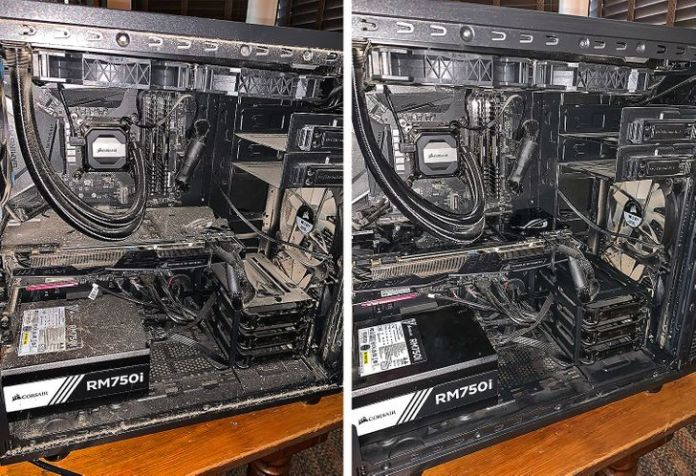 17 Before and After Pics That Show the Magical Power of Cleaning