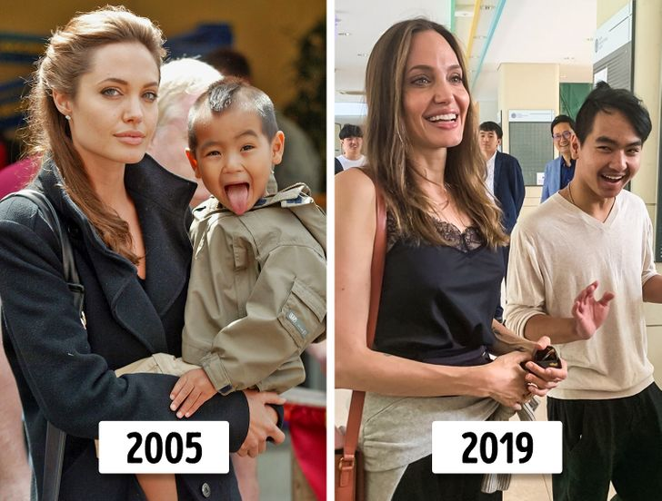 What The Kids Of Angelina Jolie And Brad Pitt Look Like Now