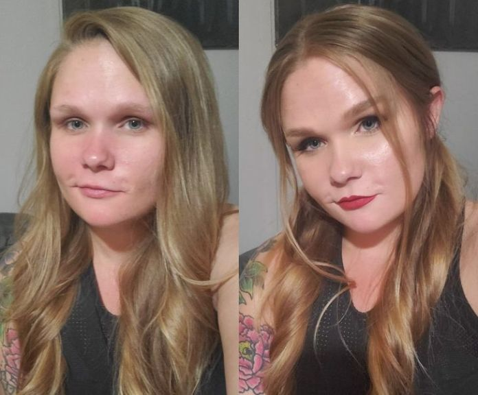 15 Before and After Pics That Prove Good Makeup Can Work Miracles