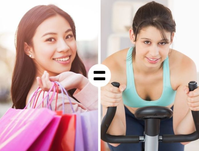10Unusual Ways toGet Rid ofExcess Calories With Minimal Effort