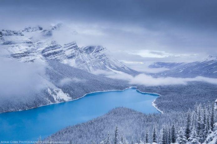 20 de locuri unde iarna pare absolut uluitoare