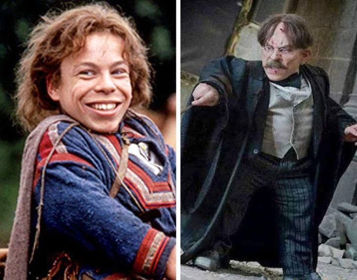 Warwick-Davis-gencligi-harry-potter-oyuncularinin-genclik-rolleri