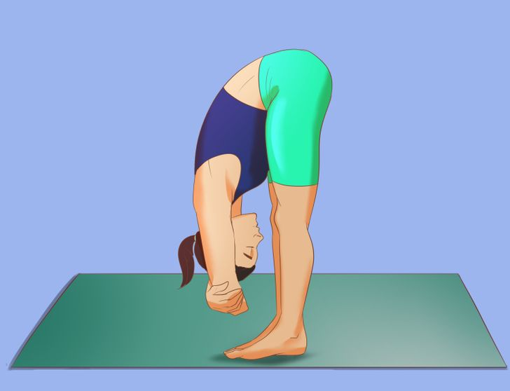 8 Simple Yoga Poses to Help Make You as Calm as an Indian Guru