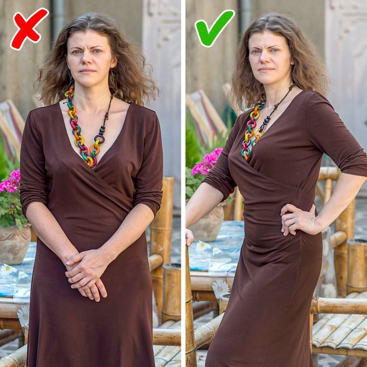 10 Little Tricks That Can Help You Look Better in Photos