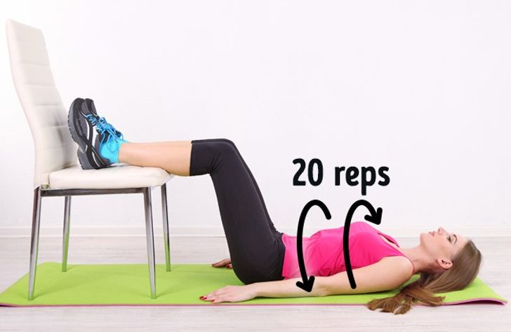 10 Minutes of This Routine Burns Belly Fat Fast