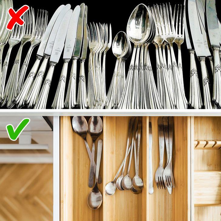 10 Consejos para tener una cocina minimalista y práctica