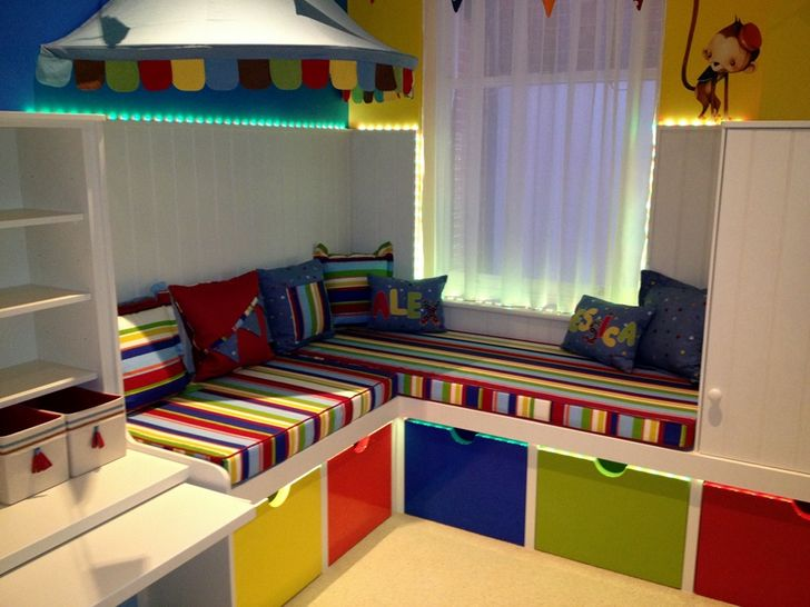 une petite chambre d enfants